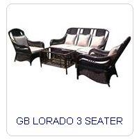 GB LORADO 3 SEATER